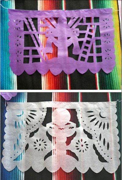 画像1: メキシコ切り絵☆パペルピカード☆セマナ・サンタ《聖週間》
