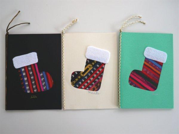画像1: グアグアタルヘタ〜クリスマスカード 3枚セット (1)