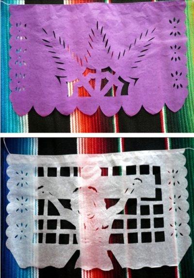 画像3: メキシコ切り絵☆パペルピカード☆セマナ・サンタ《聖週間》