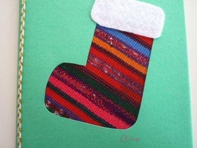 画像2: グアグアタルヘタ〜クリスマスカード緑